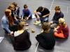Musikalische Probe »Die Sache mit dem Leben« (Foto: K. Feldhaus)