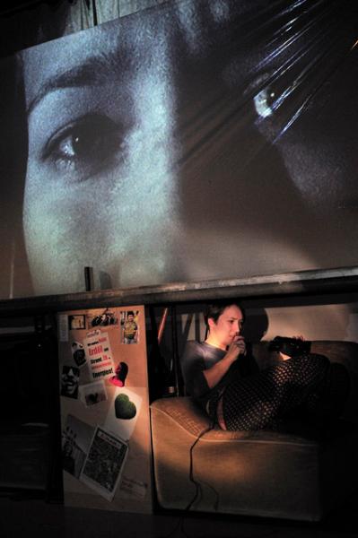 Probenfoto »Fear Factory« (Foto: M. Korbel)