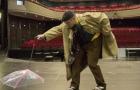 Geisterjagd durchs Theater