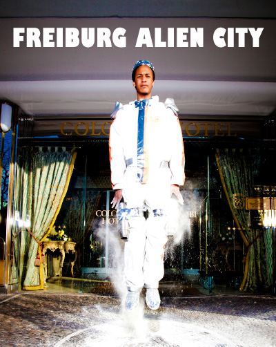 »Freiburg Alien City«