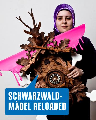 Schwarzwaldmädel reloaded