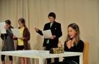 Theaterklub 1: »Das Geheimnis der drei Karten«