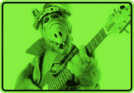 Rock 'n Roll ist in jeder Galaxie Rock 'n Roll!