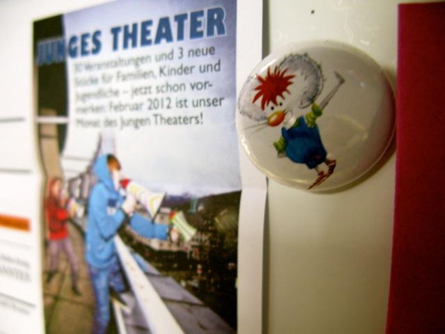 Die Theatermäuse (Foto: M. Kaiser)