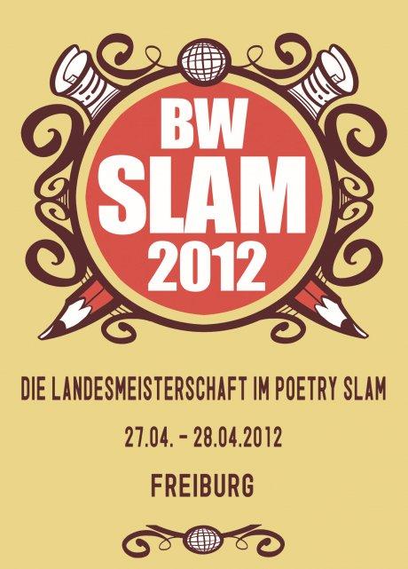 BW-SLAM2012 – das Finale am 28.4.12 im Theater Freiburg