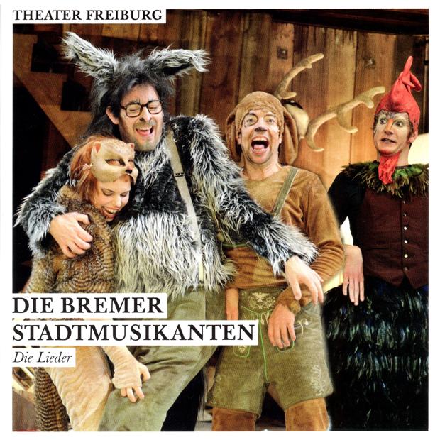 »Die Bremer Stadtmusikanten« – Die Lieder