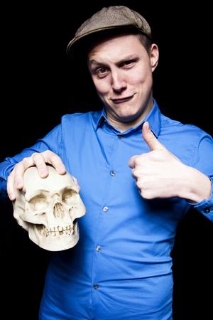 Sebastian 23 moderiert »Dead or Alive« (Foto: C. Neumann)