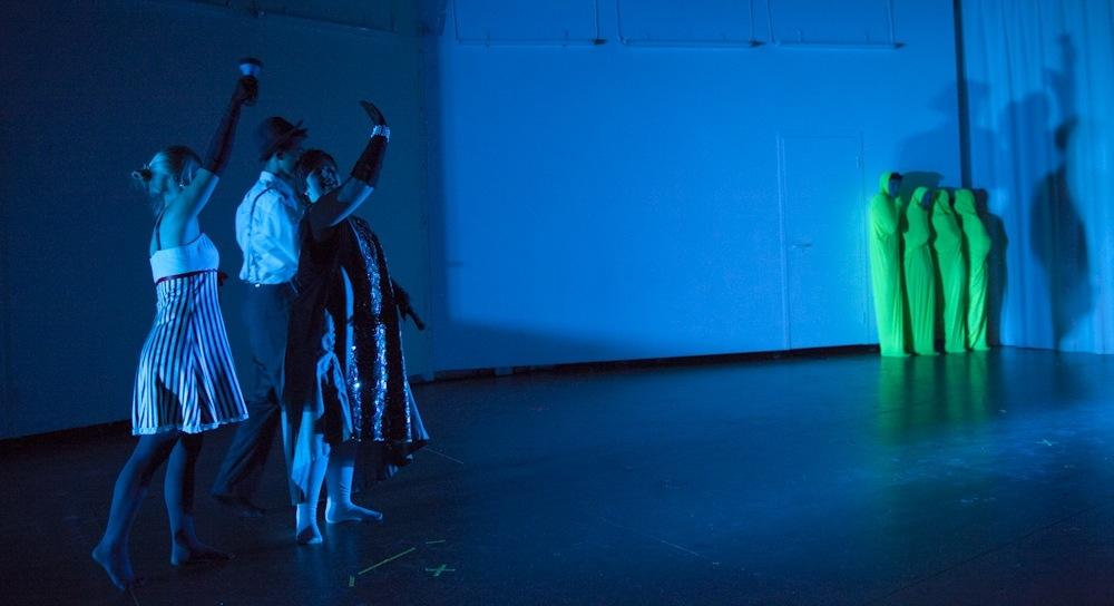 Auf der Suche nach dem Soundtrack des Lebens – der Tanzklub (Foto: D. Reimer)