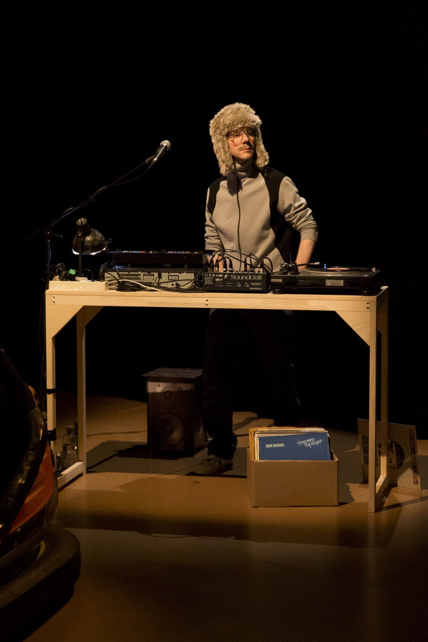 DJ Spandau (Waldkirch) @ Latenight
