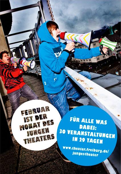 Februar 2012 – Monat des Jungen Theaters