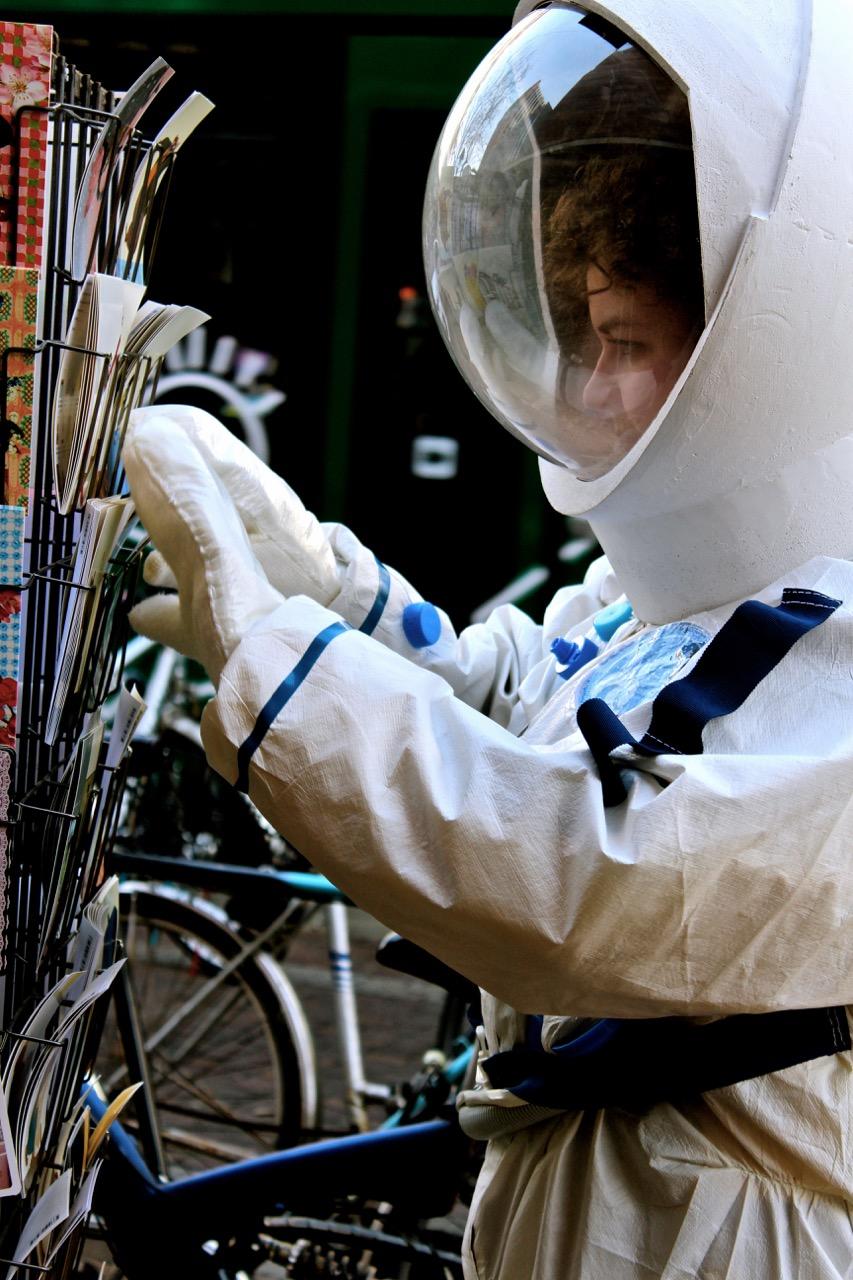 »Schau ins Unsichtbare« – Folge 1: »Der Weltraum« (Foto: C. Stauch)