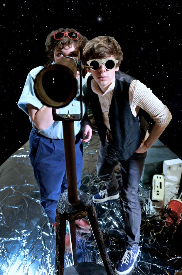 Petra & Achim: »Schau ins Unsichtbare« (Foto: M. Kaiser)