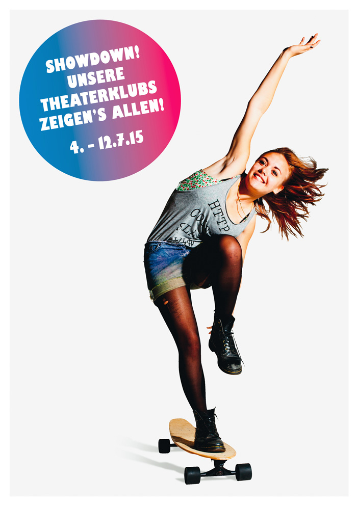 Showdown der Theaterklubs 2014/15 (Foto: O. Rath)