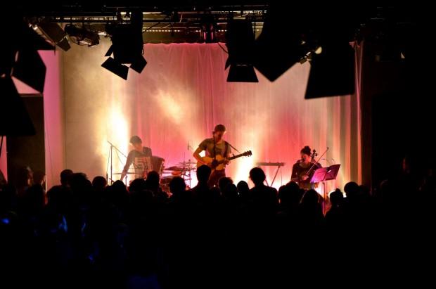 Konzert: Spaceman Spiff und Band, 8.11.14 @ Werkraum (Foto: M.Kaiser)