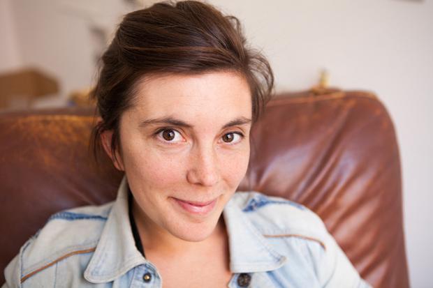 Autorin Tina Müller (Foto: Verlag)