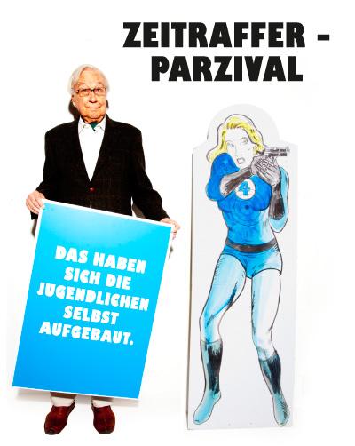 Zeitraffer – Parzival